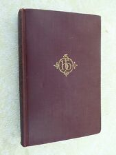 GULLIVER'S TRAVELS BY JONATHAN SWIFT - 1920 HC