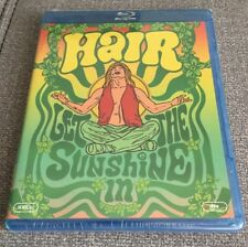 HAIR - LET THE SUNSHINE IN - 1 BLURAY CON EXTRAS - 121 MIN - NEW & SEALED NUEVA