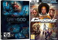 Grey Goo guerre évolue Collectors Edition & crookz LIMITED EDITION NEW & SEALED