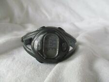 Timex Ironman Triathlon Digital Sports Watch, Black & Gray, Buckle Band WORKING!