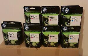 Hewlett Packard 940XL x 20 (sell by date Dec 16 to Feb 19)