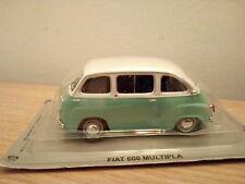 Modelcar 1:43   *** IXO IST ***   Fiat 600 Multipla