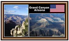 GRAND CANYON, ARIZONA, U.S.A. - SOUVENIR FRIDGE MAGNET -  BRAND NEW