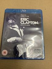 ERIC CLAPTON LIFE IN 12 BARS DOCUMENTARY - BLURAY Sealed