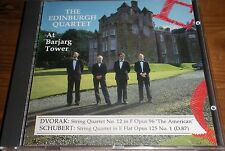 THE EDINBURGH QUARTET AT BARJARG TOWER DELETED PRIVATE PRESS CD CHAMBER MUSIC