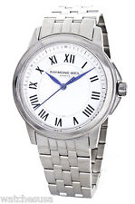 Raymond Weil Women's Tradition Stainless Steel Watch 5376-STC-00300