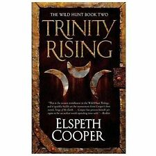 Trinity Rising (The Wild Hunt) by Cooper, Elspeth