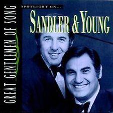 Tony Sandler & Ralph Young, Spotlight on Sandler & Young (Great Gentlemen of Son