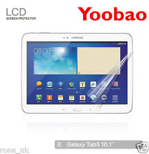 Yoobao Quality Screen Protector For Samsung Galaxy Tablet Tab3 10.1_P5200_CLEAR