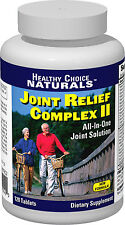 Healthy Choice Naturals Joint Relief Complex II – Joint Pain Supplement