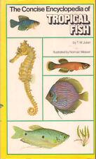 TROPICAL FISH (Encyclopedia) T.W. Julian **GOOD COPY**