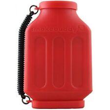 Smoke Buddy JUNIOR RED - The Original Air Filtration System Scent Eliminator