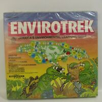 Envirotrek Board Game Jamaica Environmental Learning Boardgame NEW Geography NOS