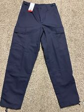 NWT Tru-Spec BDU Pants Dress Cargo Navy Blue Size S Small