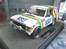 Range Rover raid parís rally dakar #212. vsd Metge winner victoria top marques 1:18