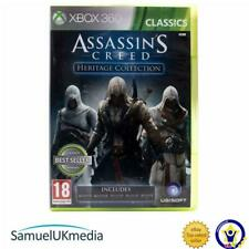 Assassin's Creed Heritage Collection (Xbox 360) (+Rogue -Revelations)