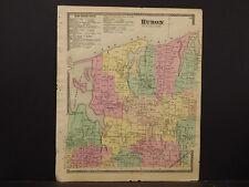 New York, Wayne County Map, 1874, Huron Township, Y4#71