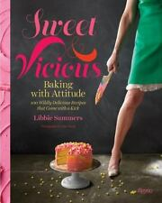 Sweet and Vicious: Baking with Attitude-ExLibrary