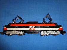 Scarce American Flyer #21573 New Haven EP-5 Diesel Locomotive Matte Black Paint