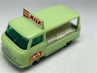 Matchbox Lesney No 21 Green Commer Milk Bottle Float - VNM