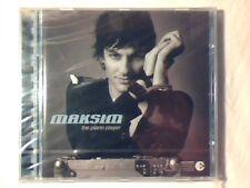 MAKSIM The piano player cd SIGILLATO SEALED!!!