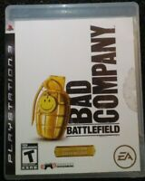 Bad Company Battlefield Gold Edition Ps3 Playstation 3 Complete Tested