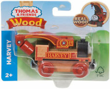 HARVEY Thomas Tank Engine WOOD Railway NEW IN BOX  -  2018 Release Wooden