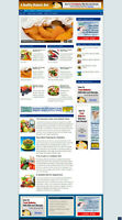DIABETIC DIET ADVICE WEBSITE WITH AFFILIATES + NEW DOMAIN & HOSTING