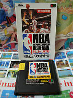 Megadrive MD:NBA Pro Basketball [TOP ELECTRONIC ARTS] LOOSE - Jap