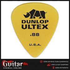 6 x Jim Dunlop Ultex Standard .88mm Gauge Guitar Picks/Plectrums New