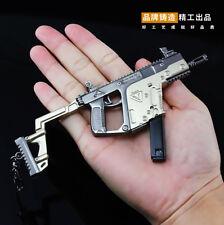 1/5 1:5 PUBG KRISS Vector Submachine gun BattleField4 Battleground Metal 5.7inch