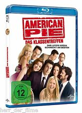 AMERICAN PIE: DAS KLASSENTREFFEN (Jason Biggs) Blu-ray Disc NEU+OVP