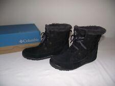 Boots neige Columbia, noir 37 en bon état