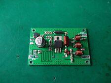 dc 12v 15W 80-120Mhz FM Transmitter Module FM Amplifier Board