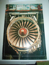 Rare Illustrated The Rolls Royce Magazine (Aeroplanes) March 1987  Number 32