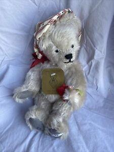 Artist Bear signed by Sue Foskey,Cathy Sue No-No Bear, Rare Limited edition