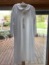 Intimate Essentials long white Nightgown, Brand New, Medium Super Soft