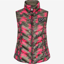 Imperial Riding Damen Weste Bodywarmer Obsessed army pink