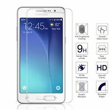 100% Genuine HD Tempered Glass Screen Protector For Samsung Galaxy J7 2015 J700F