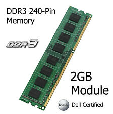 2GB Memory Upgrade Dell Optiplex 780 Tower  DDR3 PC3-10600 1333MHz Computer RAM