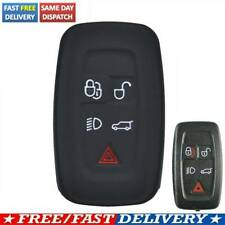 For Land Rover Discovery 4 Range Rover Vouge Silicone Key Cover Remote Case Fob