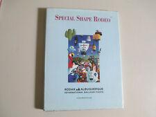 SPECIAL SHAPE RODEO-ALBUQUERQUE BALLOON FIESTA-BERTRAND-SIGNED-HARDCOVER BOOK