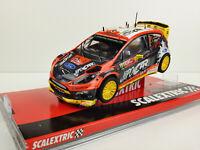 Slot car Scalextric A10216S300 Ford Fiesta RS WRC - M. PROKOP/J.TOMÁNEK
