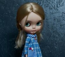 Custom Blythe doll. OOAK Blythe doll. Art doll.