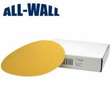"""Norton 9"""" Sanding Discs for Porter Cable 7800 Drywall Sander: 150 Grit, 15 Disks"""