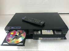 LG RC389H DVD/VCR-RECORDER 6-KOPF VHS USB FULL HD UPSCALING HDMI DVD RW FB.