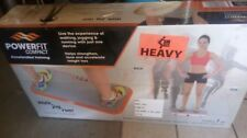Powerfit Compact accelerated training exercise machine with extras.