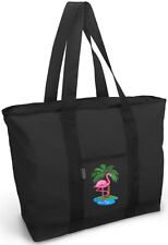 PINK FLAMINGO Tote Bag Cute BEST FLAMINGOS GIFTS & BAGS