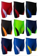 CHEX Fitness Beijing Lycra Compression Swimming Jammer Training Shorts Mens