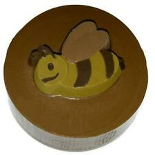 Bumble Bee CHOCOLATE Mold Round Sandwich Oreo Cookie